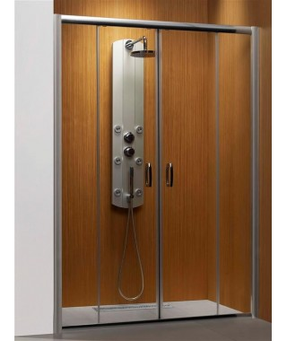 Drzwi wnękowe PREMIUM PLUS DWD 180cm RADAWAY szkło przejrzyste