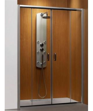 Drzwi wnękowe PREMIUM PLUS DWD 160cm RADAWAY szkło brązowe