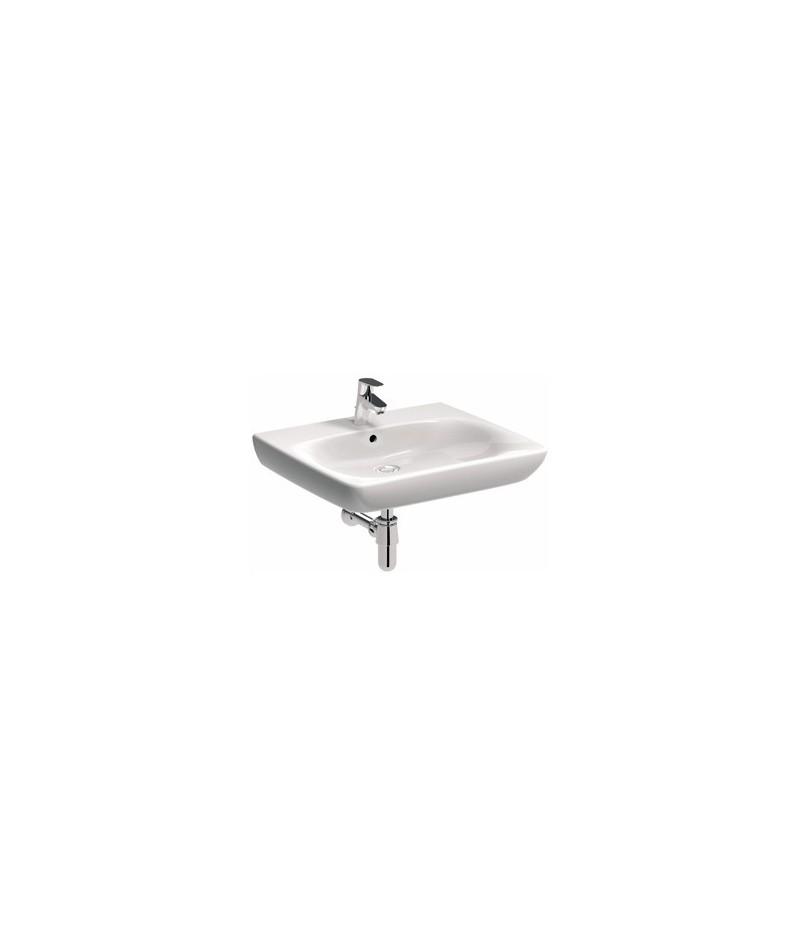 Umywalka Nova Pro Bez Barier Koło 65 Cm Z Otworem Bez