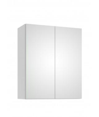 Szafka lustrzana ARMANDO 40cm DEFRA lakier biały połysk