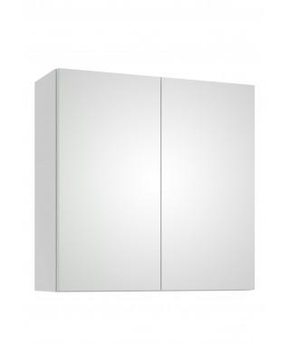 Szafka lustrzana ARMANDO 50cm DEFRA lakier biały połysk