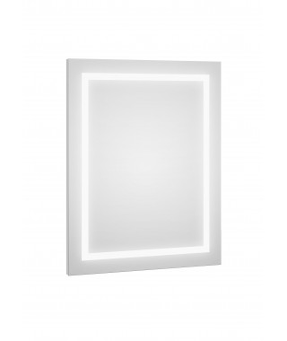 Lustro DOT L60/L80 LED DEFRA biały połysk