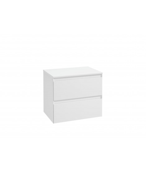 Szafka z blatem GUADIX B35 DEFRA lakier biały mat