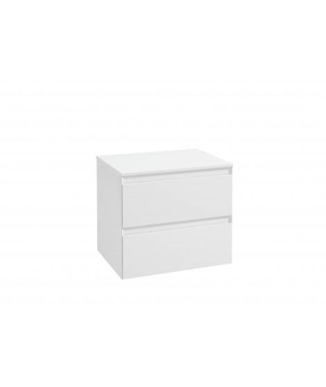 Szafka z blatem GUADIX B60 DEFRA lakier biały mat
