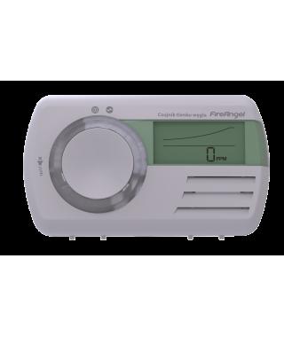 Czujnik czadu (tlenku węgla) FireAngel CO-9D z wyświetlaczem LCD oraz ze zintegrowaną baterią litową