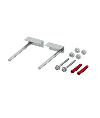 Profil mocowanie stelaża podtynkowego proste