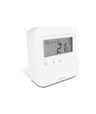 HTRS-RF(30) bezprzewodowy. cyfrowy regulator temperatury sieci ZigBee - dobowy. SALUS na baterie 2xAA