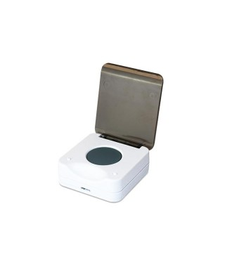 Pojedynczy przycisk ONE TOUCH systemu Smart Home SALUS CSB600
