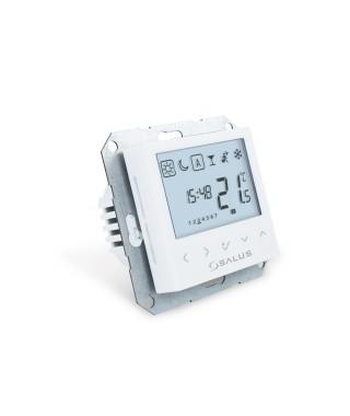 Tygodniowy przewodowy, cyfrowy regulator temperatury podtynkowy 230V SALUS BTRP230(50)
