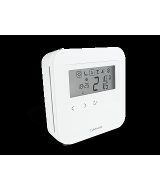 HTRP24V(50) przewodowy tygodniowy cyfrowy regulator temperatury, 24V SALUS biały