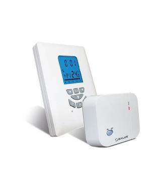 T105RF bezprzewodowy regulator temperatury SALUS tygodniowy