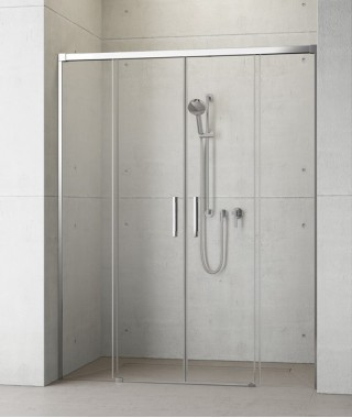 Drzwi prysznicowe 140cm IDEA DWD RADAWAY