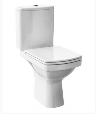 WC kompakt CERSANIT EASY 3/5L poziomy