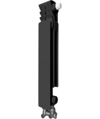 element prawy G500F/D/1 z dolnym zasilaniem krzyżowym, z zespołem przyłączeniowym kątowym