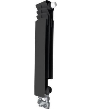 Element prawy G500F/D/1 KFA z dolnym zasilaniem krzyżowym z zespołem przyłączeniowym prostym