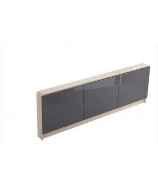 Panel meblowy czołowy do wanny CERSANIT SMART 160cm, szary front