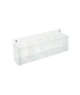 Zestaw plastikowych organizerów do szafki wiszącej CERSANIT SMART