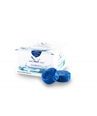 Tabletki / kostki /wkład do kostkarki STARDISC BLUE 12 sztuk pasuje do GROHE/GEBERIT/TECE