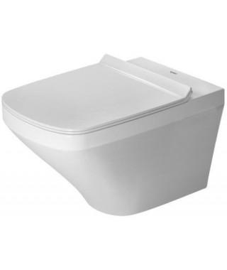 Set WC z miską wiszącą DURASTYLE Duravit Rimless + deska wolnoopadająca