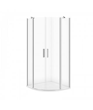 Drzwi prysznicowe lewe do kabiny MODUO CERSANIT 90x195