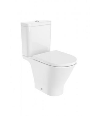 Miska WC do kompaktu o/pocwójny ROCA GAP ROUND rimless