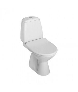WC Kompakt KOŁO SOLO z odpływem pionowym