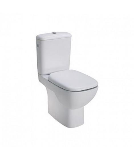 WC Kompakt KOŁO STYLE z odpływem uniwersalnym