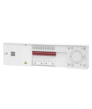 Danfoss Icon Regulacja ogrzewania podłogowego 24.0 V, 10 kanałowy 088U1141