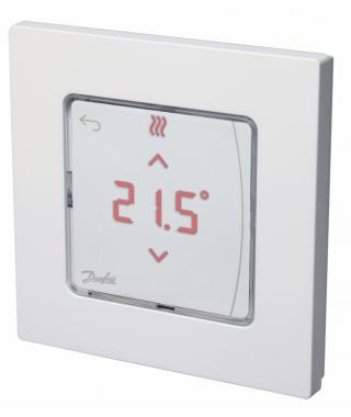 Danfoss Icon Regulacja ogrzewania podłogowego 24.0 V 088U1050