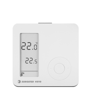 EUROSTER E4010 przewodowy regulator temperatury do urządzeń grzewczych i klimatyzacyjnych E4010