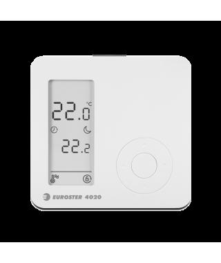 EUROSTER 4020 przewodowy dobowy regulator temperatury E4020