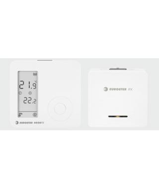 EUROSTER 4020txrx bezprzewodowy dobowy regulator temperatury E4020txrx