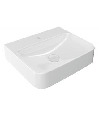 ACTIMA ORIDO umywalka nablatowa prostokątna 60x47cm CEAC.3919.605.WH