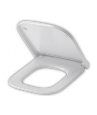 CLAGE DAYA deska wc duroplast wolnoopadająca łatwowypinalna do misek KOŁO MODO 540721