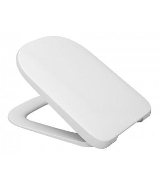 Deska wc duroplast wolnoopadająca CLAGE DANTE SLIM łatwowypinalna do misek GAP 539876