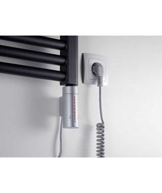Grzałka elektryczna HOT² 40x93mm 600W INSTAL-PROJEKT srebrna