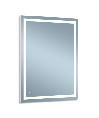 LAVITA Latona lustro ścienne 100x80 cm z oświetleniem LED 5908211499666