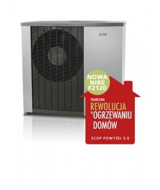 NIBE F2120 16 kW Powietrzna pompa ciepła 064139