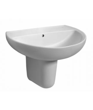 KOŁO REKORD Umywalka 55cm bez otworu K91055000