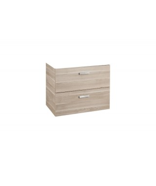 ROCA Victoria Basic Szafka łazienkowa 2 szuflady 70 cm brzoza A856682422
