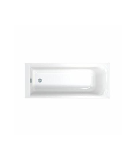 KOŁO REKORD Wanna prostokątna 140 x 70 cm XWP1640000