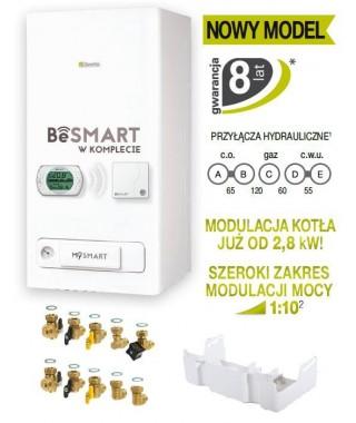 BERETTA MySMART 20kW Kocioł gazowy kondensacyjny 1-f 20130770