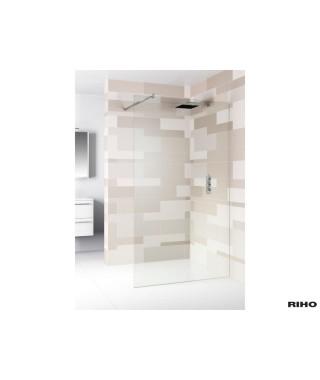 Ścianka prysznicowa 100 RIHO Scandic S400 szkło przezroczyste