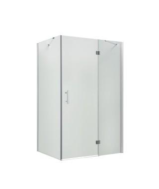 Kabina prysznicowa szklana prostokątna 80x120x185cm OMNIRES MANHATTAN ADC82X LUX