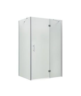 Kabina prysznicowa szklana prostokątna 90x100x185cm OMNIRES MANHATTAN ADC91X LUX