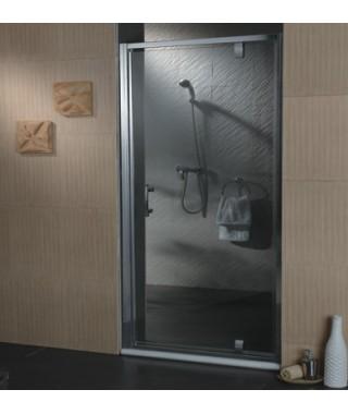 Drzwi prysznicowe 100X185cm szkło przezroczyste OMNIRES S-100D TR