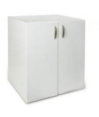Szafka pod zlewozmywak nakładany 80x60 cm PYRAMIS biały