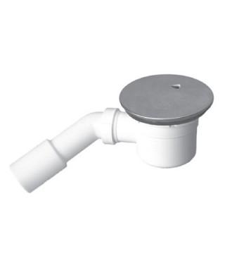 Syfon brodzikowy NEW TRENDY Ø 90 z otworem odpływowym