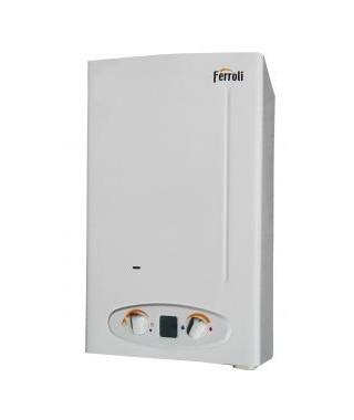 Gazowy podgrzewacz wody FERROLI ZEFIRO C11 LCD