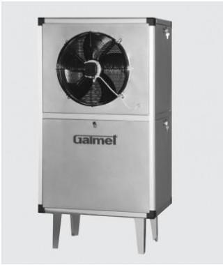 Pompa ciepła w systemie solanka–woda GALMET AirMax GT 9 do c.o. i c.w.u.